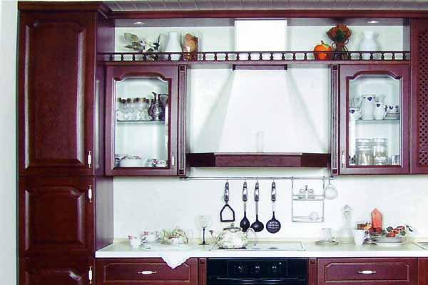 кухни фото дуб